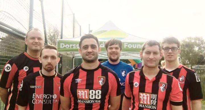 Dorset Children's Foundation Charity Football Tournament