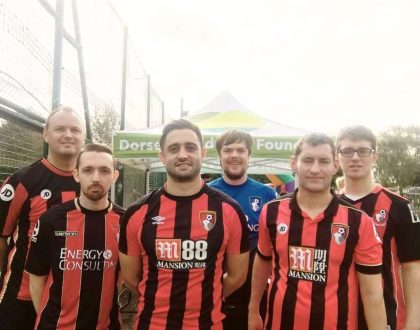 Dorset Children's Foundation Charity Football Tournament